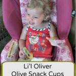 Li'l Oliver Olive Snack Cups