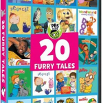 20 Furry Tales DVD from PBS Kids #CRHGG15