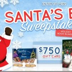 Santa's Bag Sweepstakes (Put Me In The Story)