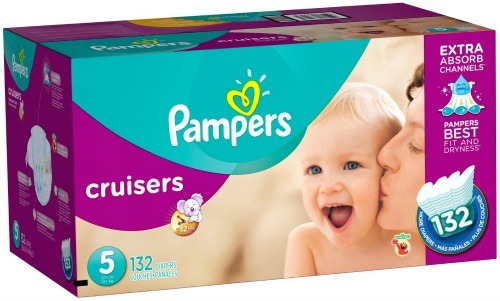All New Pampers Cruisers