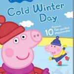 Peppa Pig: Cold Winter Day DVD #CRHGG15