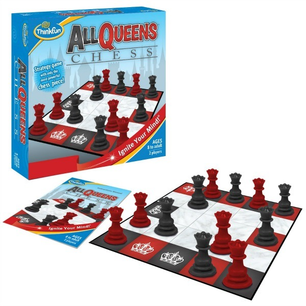 All Queens Chess from Think Fun