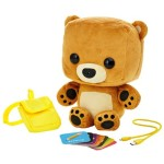 Smart Toy Bear by Fisher Price