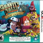 Gravity Falls 3DS Video Game #CRHGG15