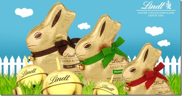 Lindt Easter Bunnies