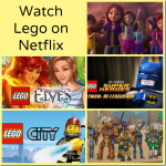 Watch Lego on Netflix