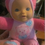 VTech Baby Amaze Peek and Learn Doll
