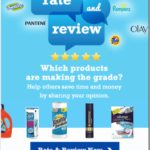 P&G Rate and Review