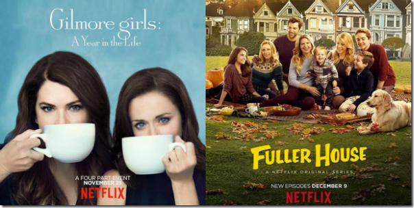 Gilmore Girls: Year in the Life or Fuller House Season 2?
