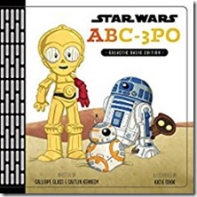 Star Wars ABC-3PO - Star Wars Books for Preschoolers