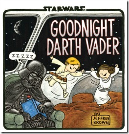 Goodnight Darth Vader - Star Wars Books for Preschoolers