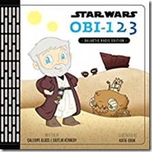 OBI-123 - Star Wars Books for Preschoolers