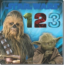 Star Wars 123 - Star Wars Books for Preschoolers