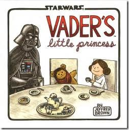 Vader's Little Princess - Star Wars Books for Preschoolers