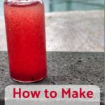 How to Make a DIY Lava Lamp Craft
