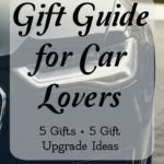 Father's Day Gift Guide for Car Lovers