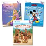 Disney Learning Explore Music Books