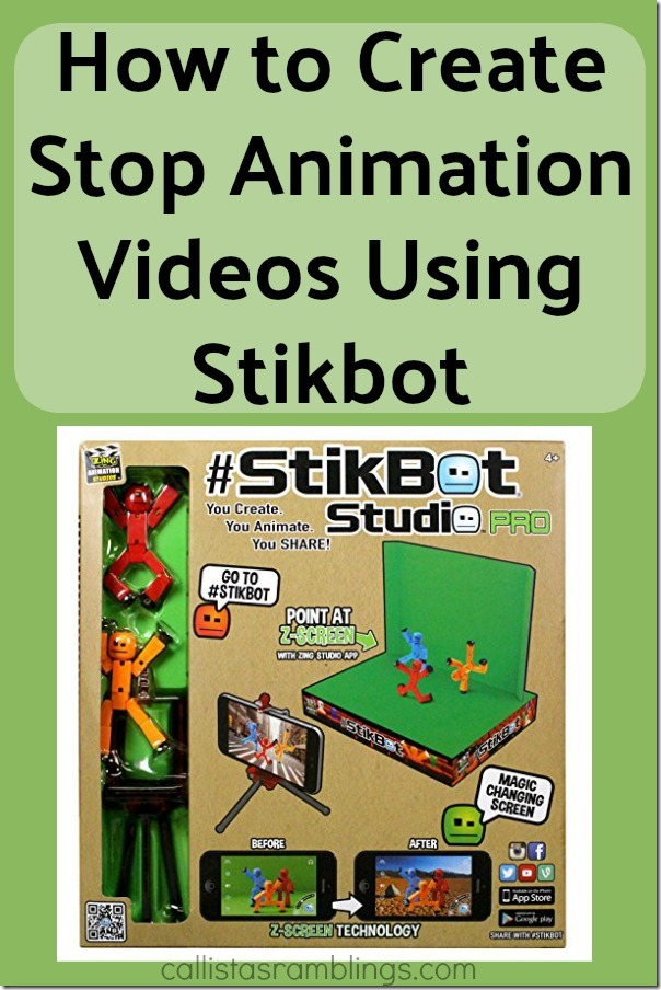 How to Create Stop Animation Videos Using Stikbot - Steps and Tips