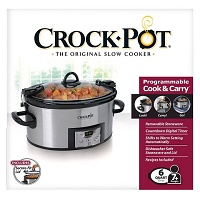 Crock Pot Single Hand Cook & Carry