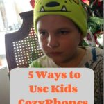 5 Ways to Use Kids CozyPhones