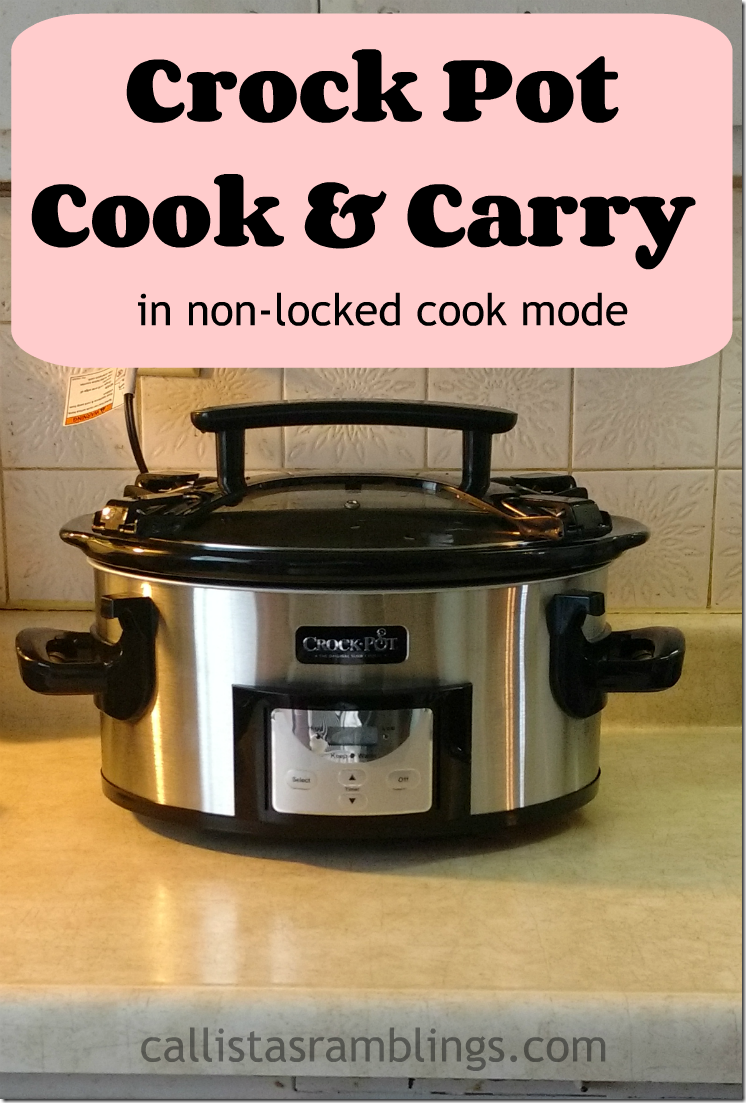 Crock Pot Portable Slow Cooker and Multi Cooker