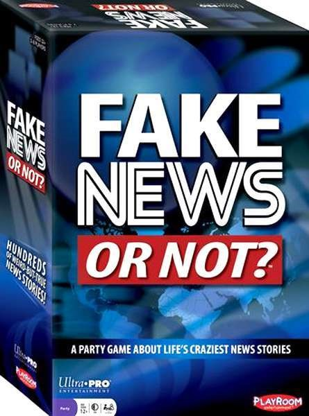 Fake News or Not Game