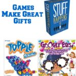 Games Make Great Gifts