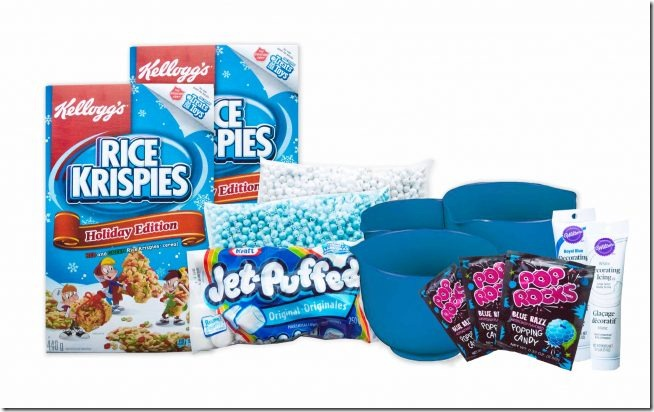 Kelloggs Treats for Toys Giveaway