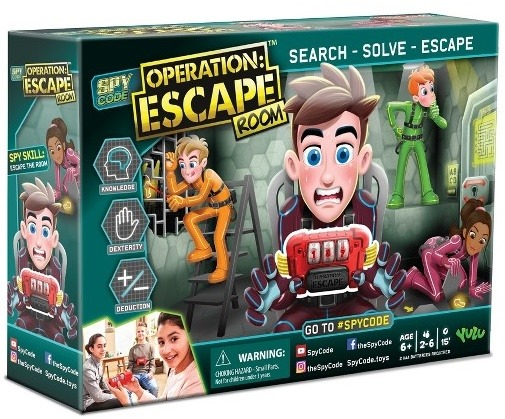 Operation Escape Game from YULU