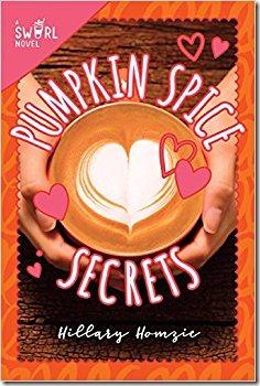 Pumpkin Spice Secrets by Hillary Homzie