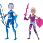 Meet the Mysticons  – female hero toys