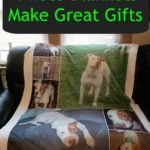 Photo Blankets Make Great Gifts