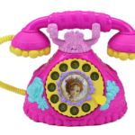 Fancy Nancy French Phone