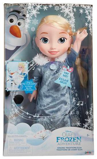 Disney Elsa Doll