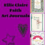 Ellie Claire Faith Art Journals