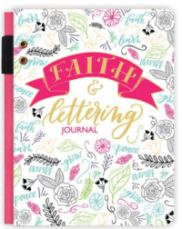 Faith & Lettering Jouranl for Bible Journallers