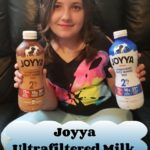 Joyya Ultrafiltered Milk #FeelTheJoyya