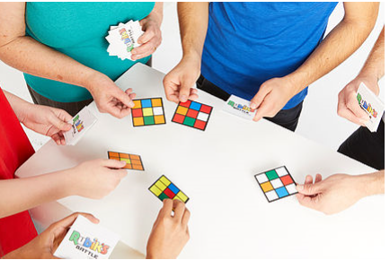 Rubik's Battle Game