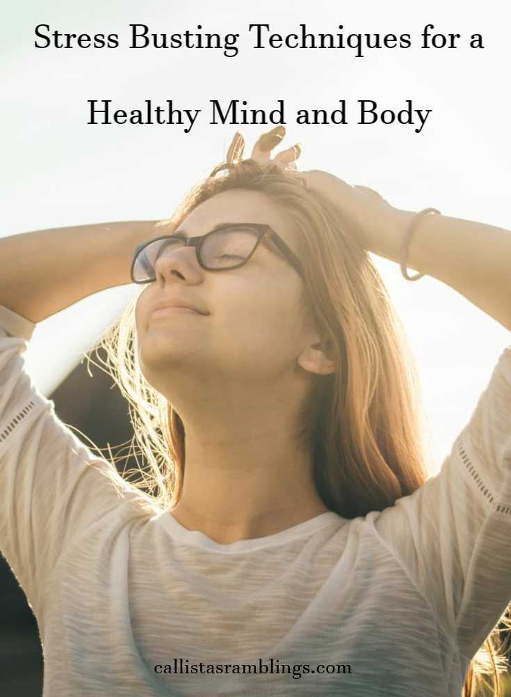 9 Stress Busting Techniques for a Healthy Mind and Body