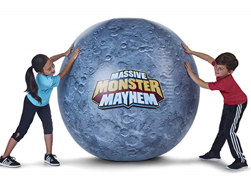 Massive Monster Mayhem Moon Ball