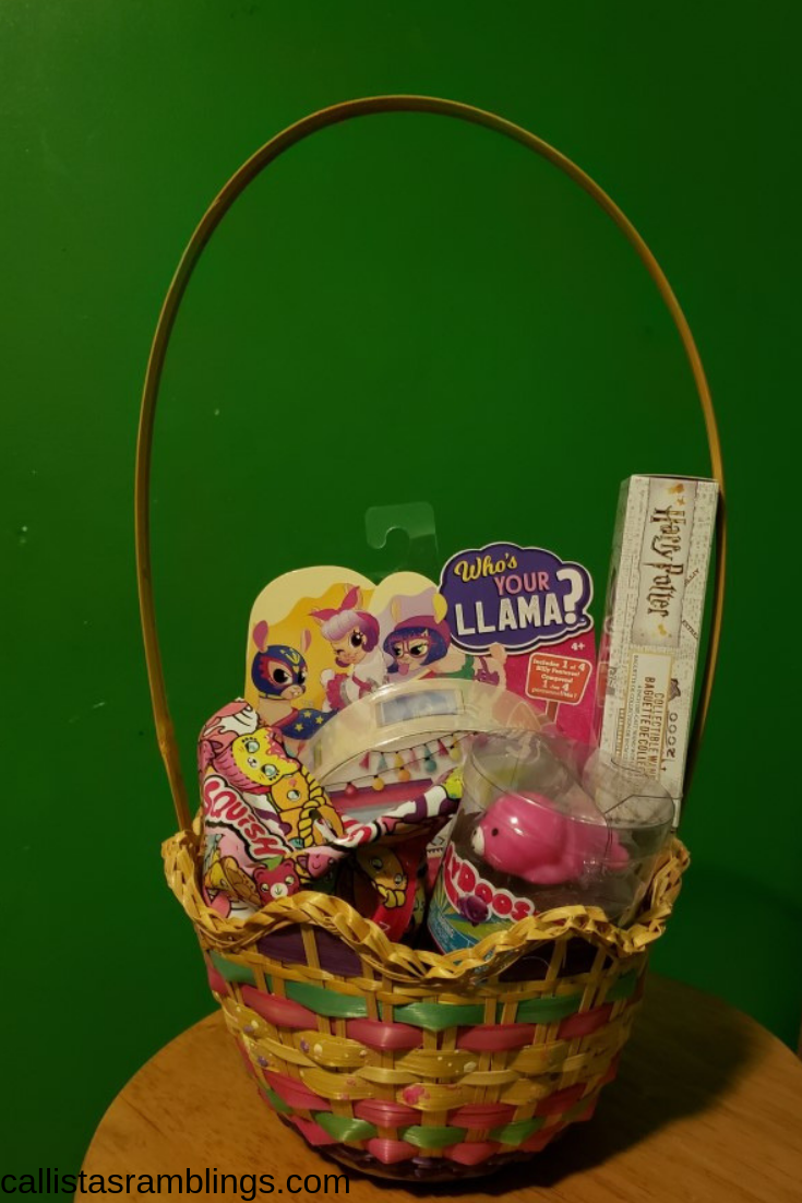 Easter Goodies from Jakks