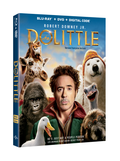 Dolittle Movie Giveaway - 5/6 - US/CAN