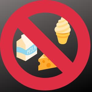No Dairy Allowed