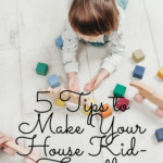 Here are some tips to help make your home interior more kid-friendly.